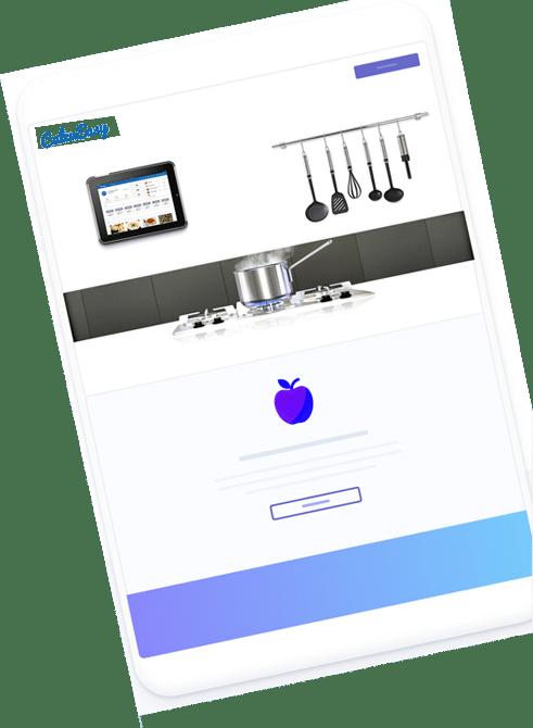 CalcuEasy er både anvendeligt til ejeren, køkkenchefen og andet køkkenpersonale. Det kan hænges på væggen og skabe overblik.