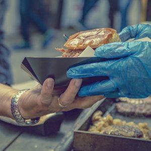 Street food viser fremgang